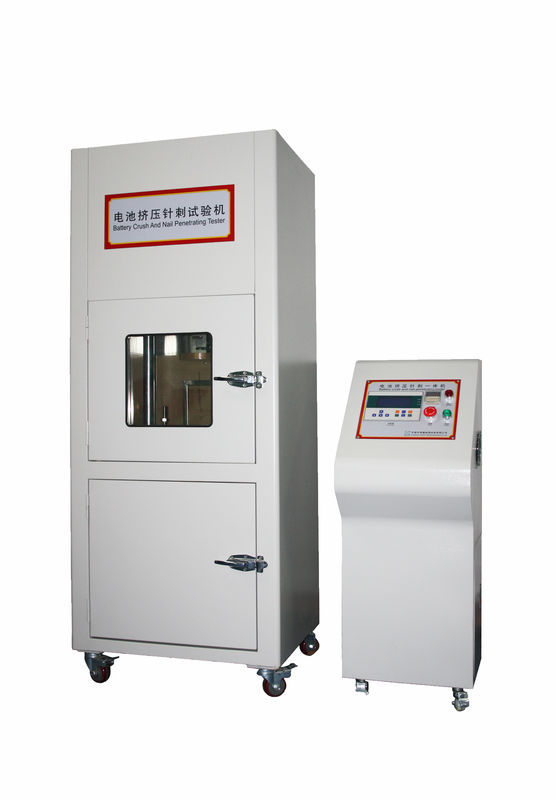 Lithium Battery Crush Penetrate Testing Equipment Battery Safety Testing Equipment