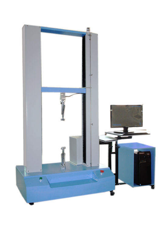 Electronic Steel Tensile Testing Equipment / Tensile Testing Machine Digital Display