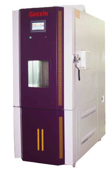 80L Battery Testing Equipment / High And Low Constant Temperature Test Chamber