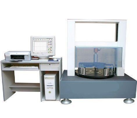 Electric Chair Testing Machine , Pedestal Compression Resistance Tester