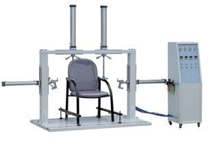 Single Column Chair Testing Machine , Office Chair Armrest Strength Tester for Furniture Test