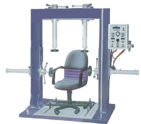 vertical / horizontal  Chair Armrest Compression Resistance Tester , CNS / QB/T